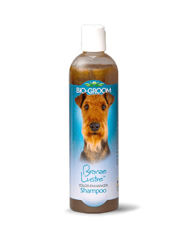 Biogroom Bronze Lustre Dog Shampoo | Perromart Online Pet Store Singapore