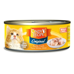 Cindy's Recipe Original Pacific Fresh Tuna