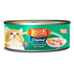 Cindy Original Tuna With Chicken Cat Wet Food