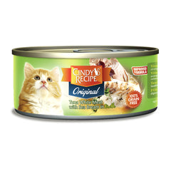 Cindy Original Tuna With Sea Bream Broth Cat Wet Food