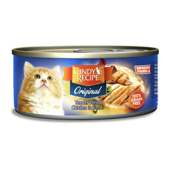 Cindy Original Tender Fresh Chicken Broth Cat Wet Food