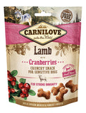 Carnilove Lamb with Cranberries Crunchy Snack Dog Treats 200g| Perromart Online Pet Store Malaysia