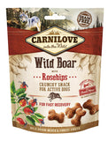 Carnilove Wildboar with Rosehip Crunchy Snack Dog Treats 200g| Perromart Online Pet Store Malaysia