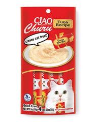 Ciao Churu Purees Tuna for Kitten | Perromart Online Pet Store Malaysia