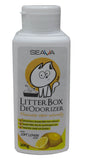 Seava Cat Litter Deodorizer Soft Lemon 500gm