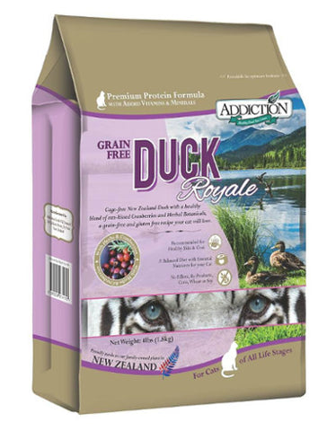 Duck Royal Cat 4lbs (1.8kg) - Grain Free | Perromart Online Pet Store Malaysia