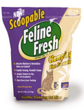 Feline Fresh Clumping Scoopable Cat Litter 2.73kg| Perromart Online Pet Store Malaysia