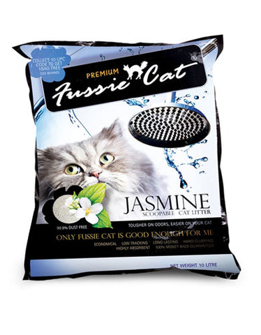 Fussie Cat Jasmine Cat Litter ( 2 Sizes ) | Perromart Online Pet Store Malaysia
