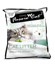 Fussie Cat Non-Scented Cat Litter ( 2 Sizes ) | Perromart Online Pet Store Malaysia