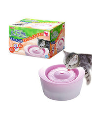Gex Crystal Pure Drinking Bowl for All Cat 1.8L (57179) | Perromart Online Pet Store Malaysia