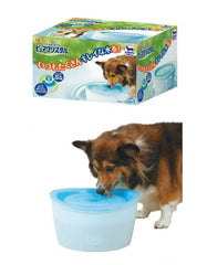 Gex Crystal Pure Drinking Bowl for Large Dog 4.8L (57178) | Perromart Online Pet Store Malaysia