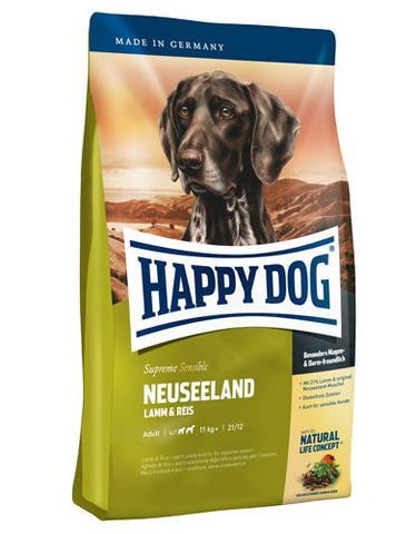 Happy Dog Supreme Neuseeland Dog Dry Food | Perromart Online Pet Store Malaysia