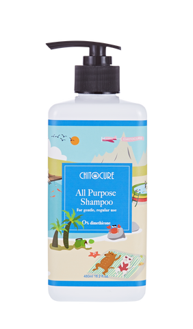 Chitocure All-Purpose Shampoo For Pet (2 Sizes)