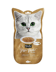 Kit Cat Purr Puree Plus Urinary Care Tuna Cat Treats | Perromart Online Pet Store Malaysia