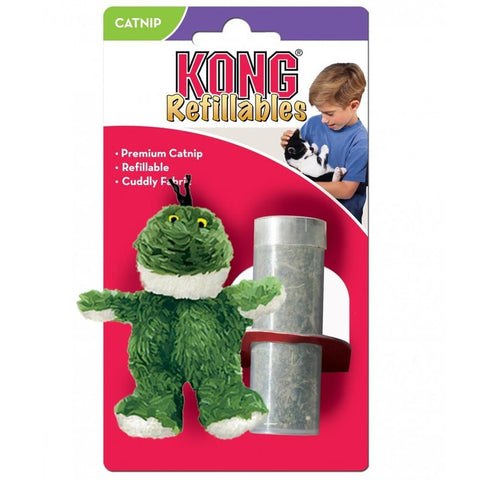 KONG Frog Cat Toy