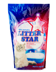 Litter Star Non Scented Cat Litter (2 Sizes) | Perromart Online Pet Store MY