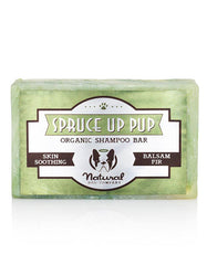 Natural Spruce Up Pup Organic Shampoo Bar for Dog | Perromart Online Pet Store Malaysia