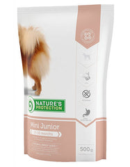 Natures Protection Mini Junior Unique Super Premium Dog Food | Perromart Online Pet Store Malaysia