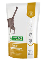 Natures Protection Senior Unique Super Premium Cat Food | Perromart Online Pet Store Malaysia