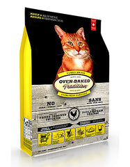 Oven-Baked Tradition Chicken Dry Cat Food | Perromart Online Pet Store Malaysia