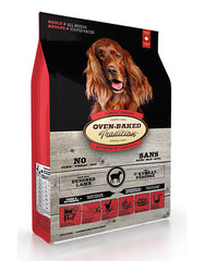 Oven-Baked Tradition Lamb & Brown Rice Dry Dog Food | Perromart Online Pet Store Malaysia