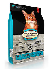 Oven-Baked Tradition Ocean White Fish Dry Cat Food | Perromart Online Pet Store Malaysia