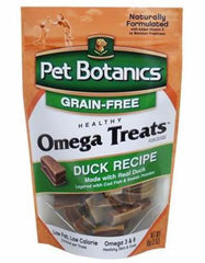 Pet Botanics Omega Grain-Free Duck Dog Treat | Perromart Online Pet Store Singapore
