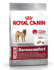 Royal Canin Medium Dermacomfort Dry Dog Food 10 kg | Perromart Online Pet Store Malaysia
