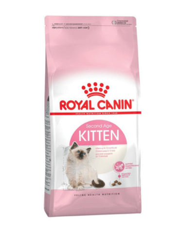 Royal Canin Feline Health Nutrition Kitten Dry Cat Food (4 Sizes) | Perromart Online Pet Store Malaysia