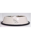 Tulip Stainless Steel Pet Bowl Coloured | Perromart Online Pet Store MY