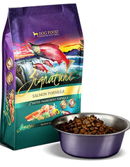 Zignature Salmon Formula Dog Food | Perromart Online Pet Store Malaysia