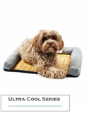 Ultra Cool Cooling Mat Bed Grey Size Small| Perromart Online Pet Store Malaysia