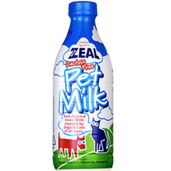 Zeal Lactose Free Pet Milk (2 sizes)