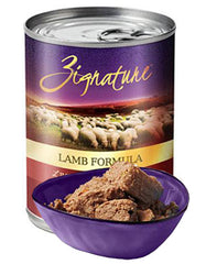 Zignature Lamb Formula Dog Canned Food | Perromart Online Pet Store Malaysia