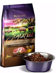 Zignature Pork Formula Dog Food | Perromart Online Pet Store Malaysia