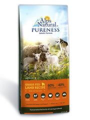 Alps Natural Pureness Grass Fed Lamb Recipe Dry Dog Food (2 Sizes)