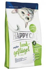Happy Cat Land- Geflügel (Organic Poultry) Cat Dry Food (3 Sizes)