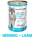 Back 2 Nature Herring & Lamb Dog Wet Food 400g