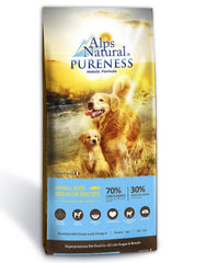 Alps Natural Pureness Small Bite Salmon Recipe Dry Dog Food (2 Sizes)