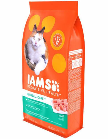 IAMS Hairball Cat Dry Food (4 Sizes)
