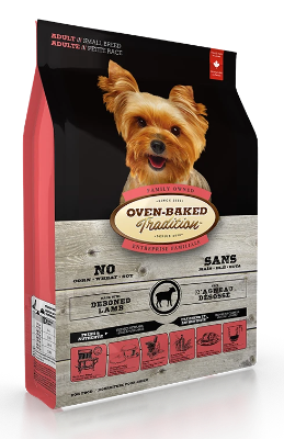 Oven-Baked Tradition Adult Lamb Dry Dog Food (2 sizes)