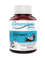 Oceanique Cultured Coconut Extract 90 Caspule | Perromart Online Pet Store MY