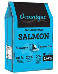 Oceanique Salmon Grain Free Dry Dog Food (2 Size) | Perromart Online Pet Store MY