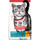 Hill's Science Diet Adult Indoor Cat Dry Food Chicken (3 sizes)
