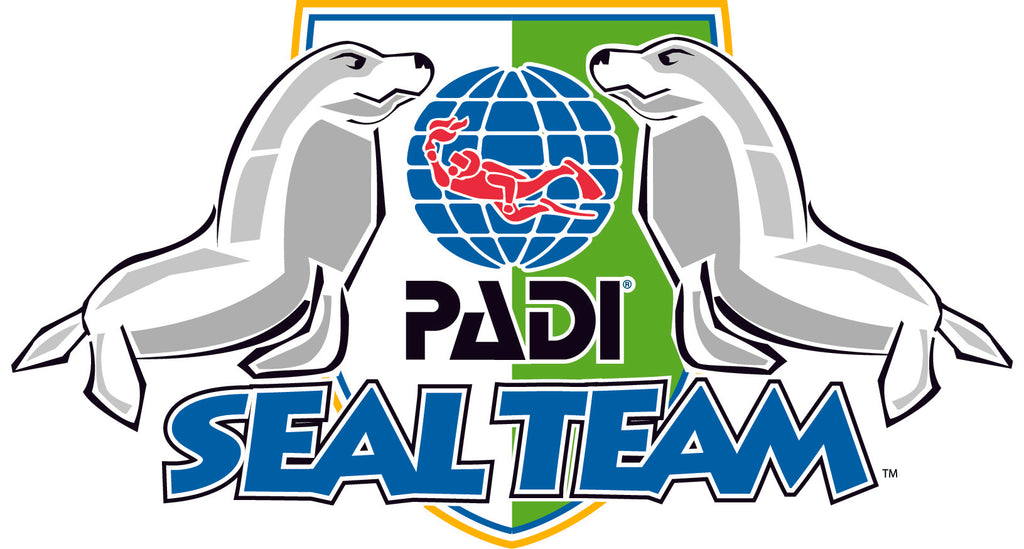 PADI Seal Team: Scuba Diving for Kids!