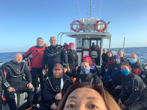 DM Club Trip 2020 Farne Island