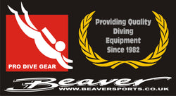 Beaver Sports Diving Equipment at Dive Manchester