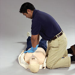 EFR First Aid CPR Training in Manchester.