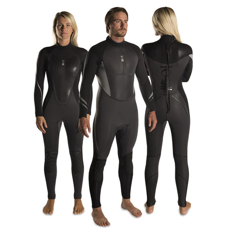 Fourthelement Xenos Mens 5mm Wetsuits - Dive Manchester