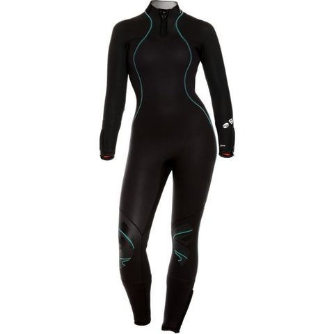 BARE Nixie Ultra 5mm Ladies Wetsuits - Dive Manchester